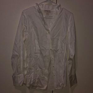 Coldwater Creek No Iron Blouse
